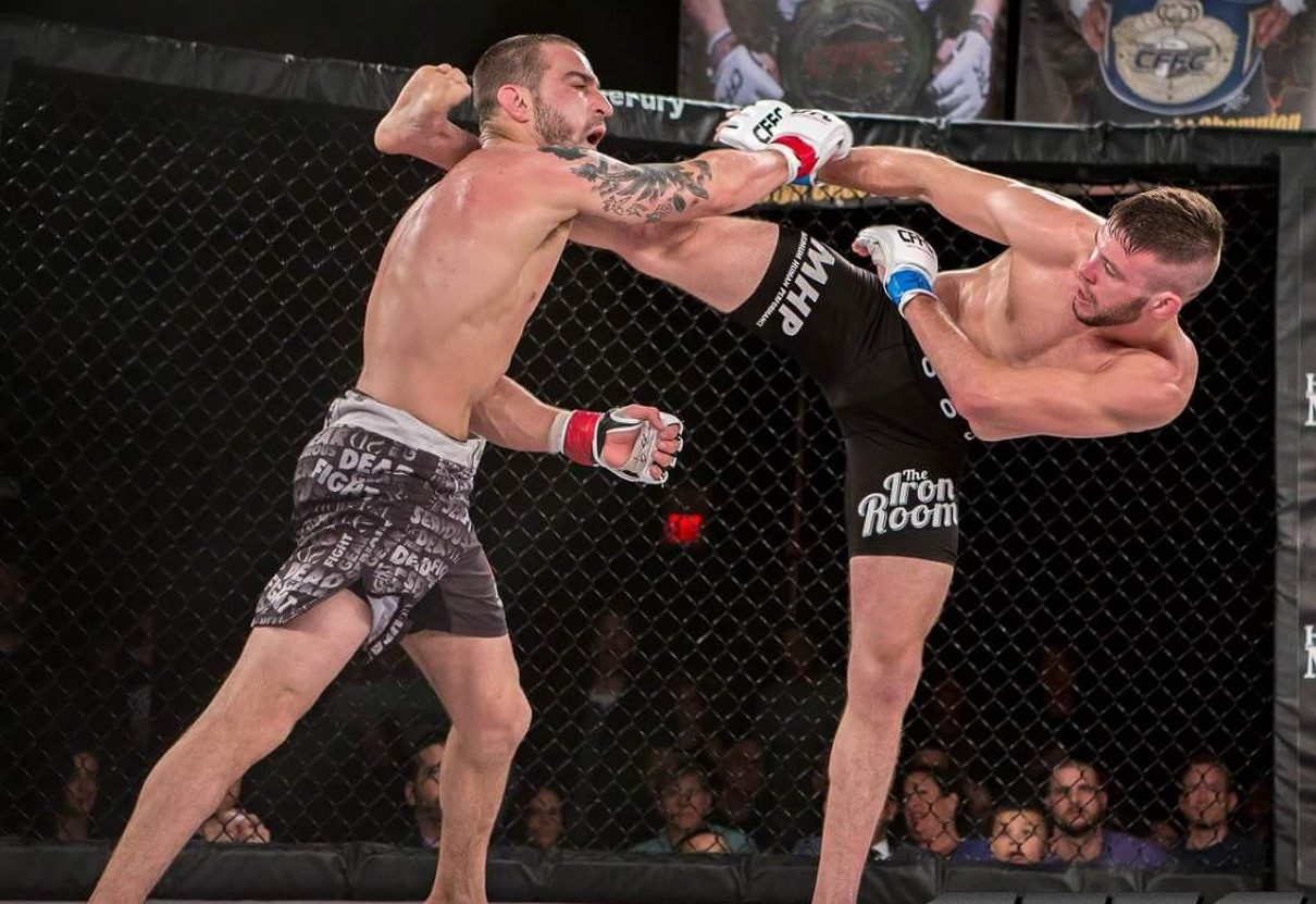 MMA classes pic from Title Fight