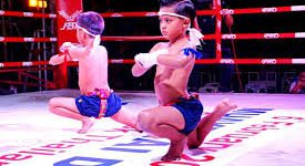 Respect in Martial arts for kids
