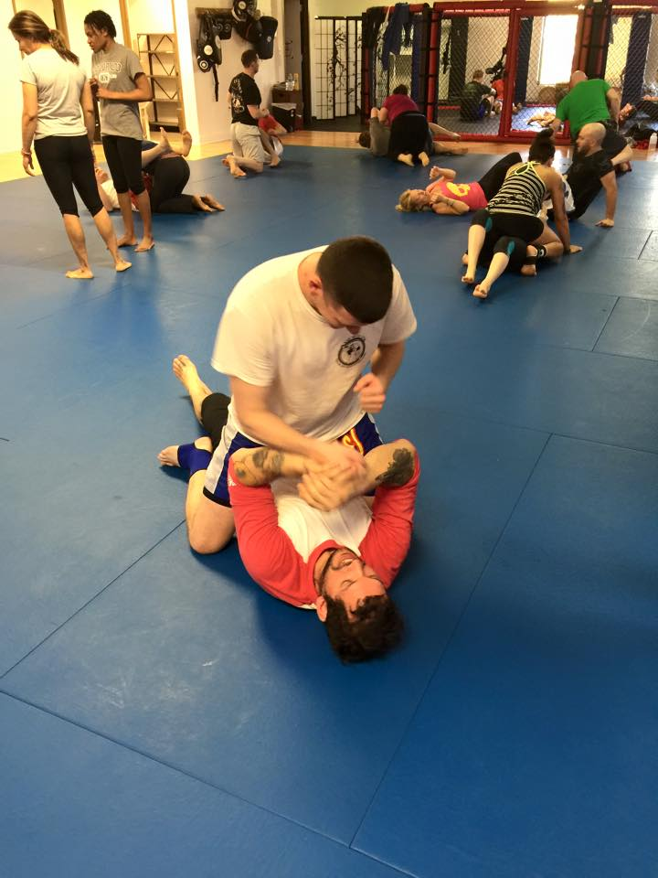 Bjj self defense