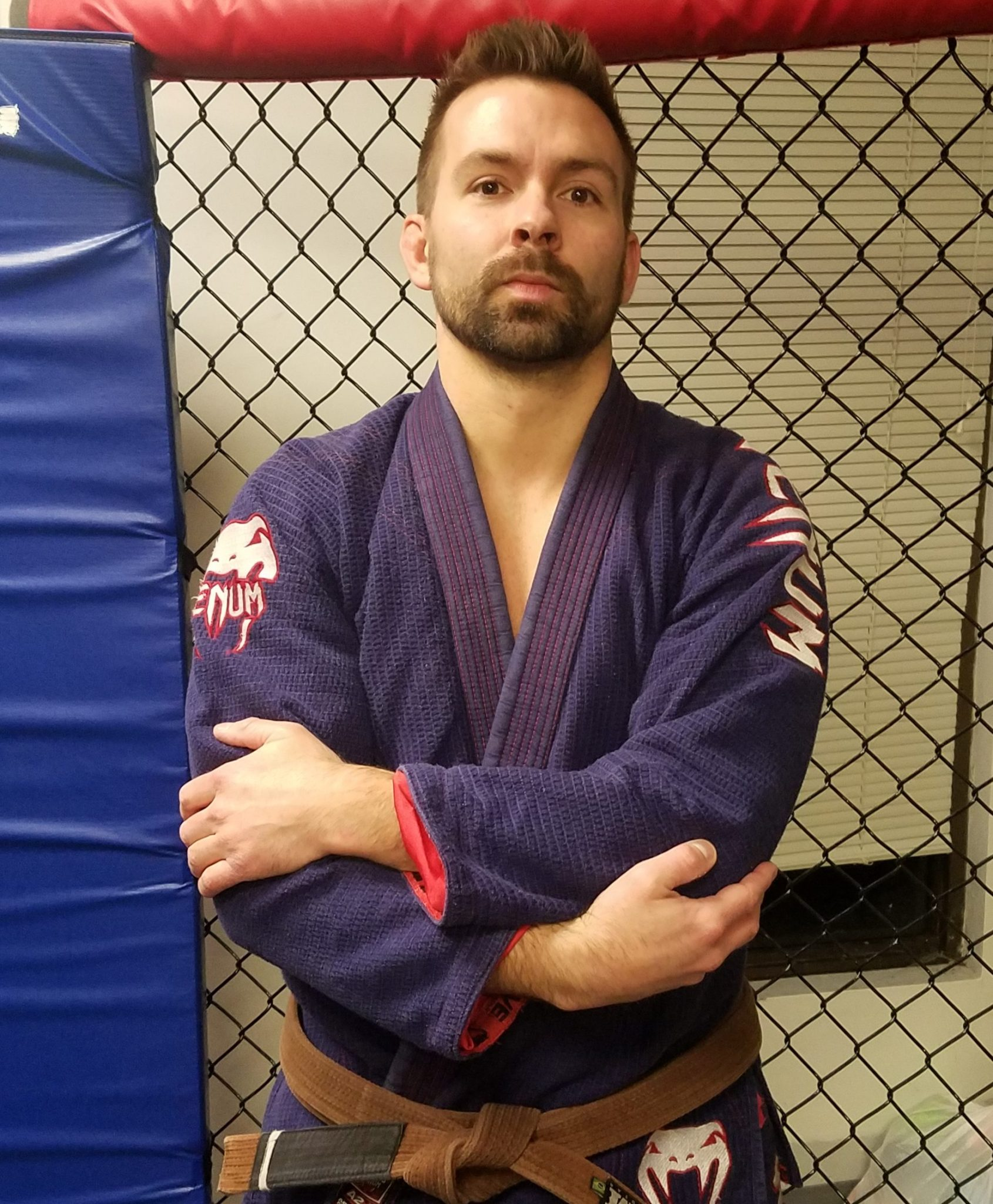 BJJ instructor Scot Huning