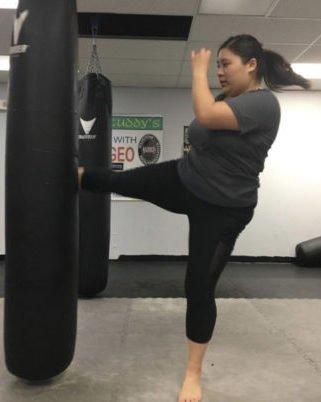 Kickboxing classes in kop