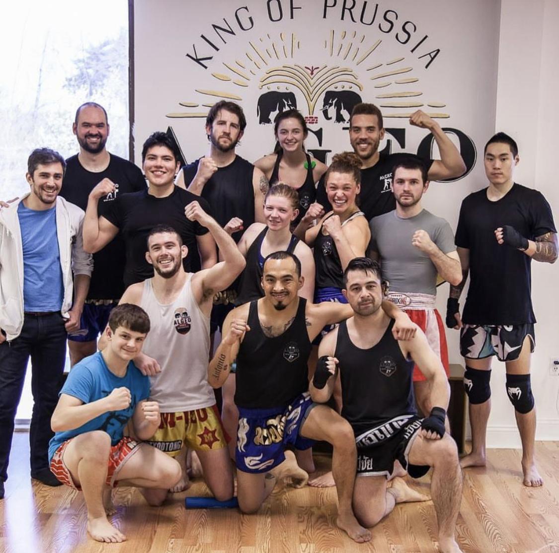 Algeo MMA in kop