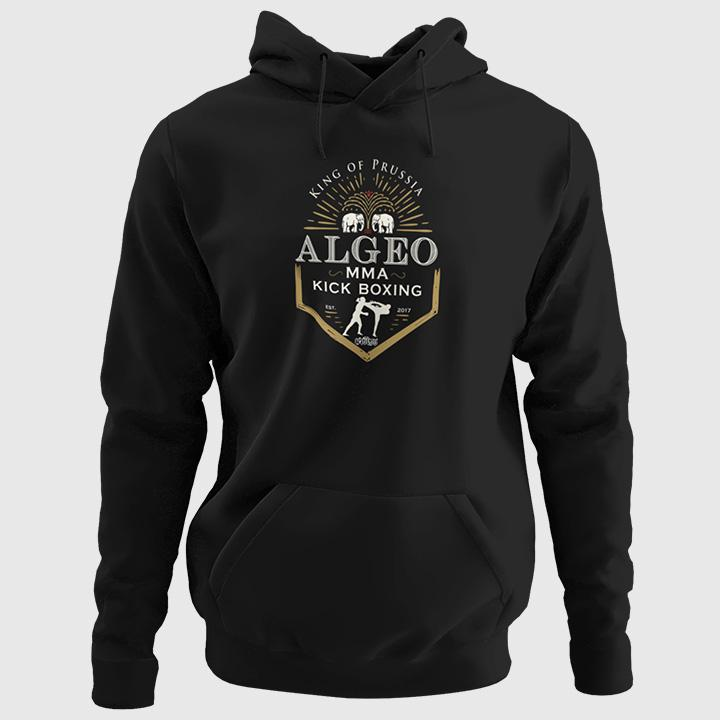 Algeo mma hoodie